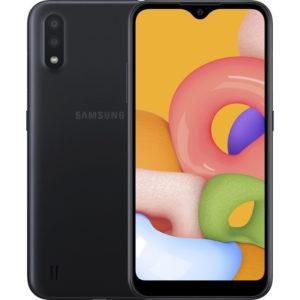 Samsung A015F Galaxy A01 2GB/16GB LTE Duos Black