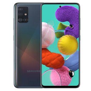 Samsung A715F Galaxy A71 (6GB/128GB) LTE Duos Black