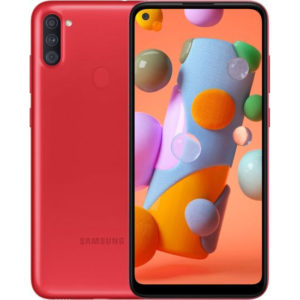 Samsung A115F Galaxy A11 (2GB/32GB) LTE Duos – Red