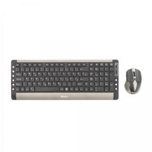 SBOX Wireless Keyboard And Mouse Combo WKM-26