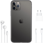 Apple iPhone 11 Pro Max (512GB) Space Gray (A2218-MWHN2RM/A)