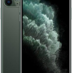 Apple iPhone 11 Pro Max (256GB) Midnight Green (A2218-MWHM2RM/A)