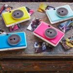 Canon ZoeMini C Instant Cam Printer (CV123 MG)