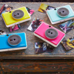 Canon ZoeMini C Instant Cam Printer (CV123 BBY)