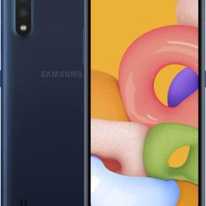Samsung A015F Galaxy A01 (2GB/16GB) Dual Sim LTE Blue