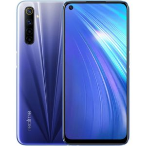 Realme 6 Global version (8GB/128GB) Dual Sim LTE Blue