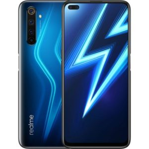 Realme 6 Pro Global Version (8GB/128GB) Dual Sim LTE Blue