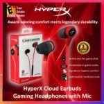 HyperX Cloud (HX-HSCEB-RD) Red