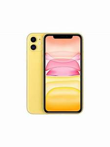 Apple iPhone 11 (64GB) Yellow (A2221-MWLW2RM/A)