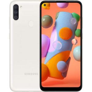 Samsung A115F Galaxy A11 (2GB/32GB) LTE Duos – White