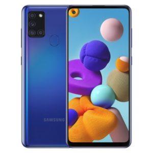 Samsung A217F Galaxy A21s (3GB/32GB) LTE Duos – Blue