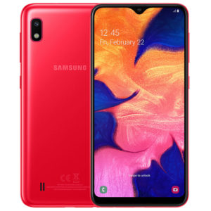 Samsung Galaxy A10 (A105F) 32GB LTE Duos Red